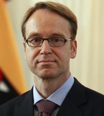 Jens Weidmann, guvernatorul Bundesbank