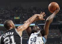 Tim Duncan (San Antonio), eliminat din Play-off