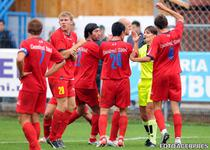 FC Bihor Oradea, lider in seria de vest