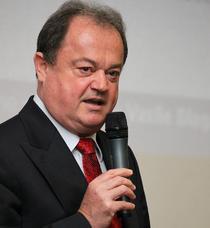 Vasile Blaga la Iasi