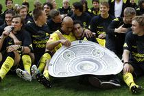 Dortmund, campioana in Bundesliga