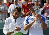 Nadal si Djokovic, finalistii de la Miami