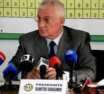 Dumitru Dragomir, presedintele LPF