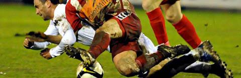 Falimentul unui fotbal bolnav, invalidat de piata