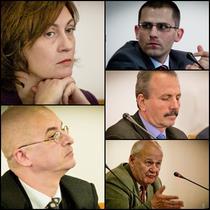 Candidatii la CSM din partea Societatii Civile