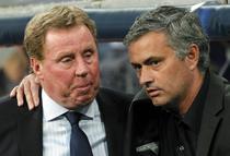 Mourinho si Redknapp