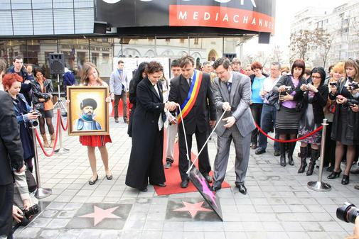 Walk of Fame Amza Pellea