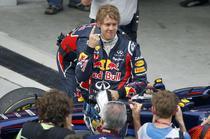 Vettel, pole position la Sepang