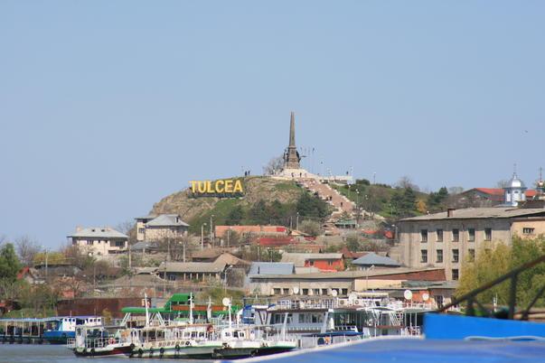 Vedere din Tulcea