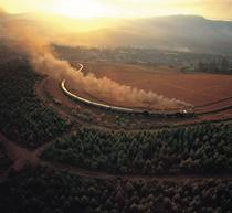 Trenul Rovos Rail
