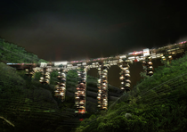 Complex rezidential intr-un viaduct abandonat