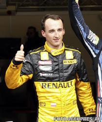 Robert Kubica (Lotus Renault)