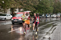 Maraton la Bucuresti