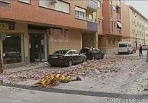 Cutremur in Spania - o victima descoperita de autoritati