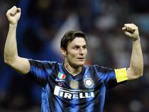 Zanetti - 1.000 de meciuri in cariera