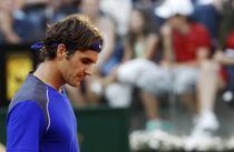 Roger Federer, eliminat in optimi la Roma