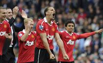 United, inca un titlu in Premier League