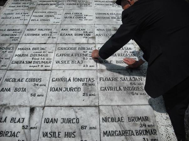 cimitirul martirilor