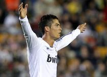 Cristiano Ronaldo, golgeter in Primera Division
