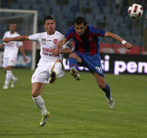 Fotogalerie Steaua vs Targu Mures