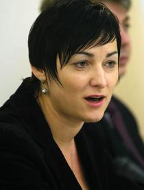 Natalia Roman, presedintele UNJR