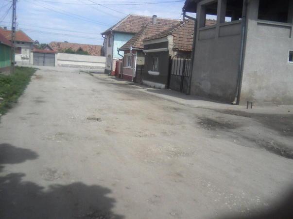 Strada din Municipiu Sebes