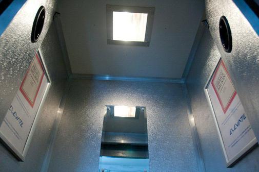 Lift renovat