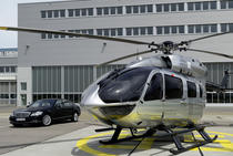 Primul elicopter dezvoltat de Mercedes-Benz