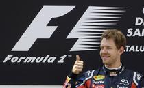 Sebastian Vettel, invingator la Barcelona