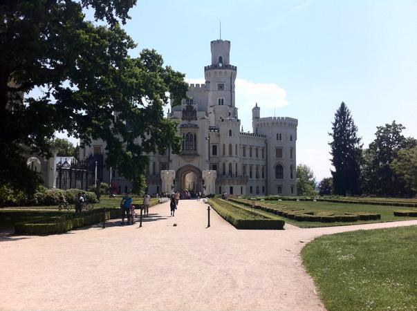 Castelul Hluboka