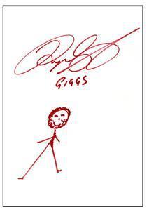 Ryan Giggs, autoportret
