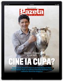 Gazeta Sporturilor pe iPad