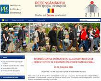Recensamantul populatiei si al locuintelor 2011
