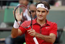 Federer, in optimi la RG