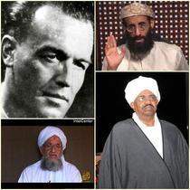Sus: Heim, al-Awlaki; Jos: al-Bashir, al-Zawahri