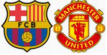 Barcelona vs United, Wembley, 21.45