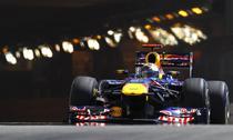 Sebastian Vettel, cel mai rapid in Principat