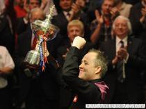 John Higgins, campion mondial