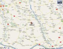 Localizarea pe harta a satului Deveselu (Olt)