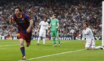 Barcelona - Real Madrid, in semifinalele Ligii Campionilor