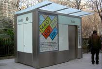 Toaleta publica automata in New York