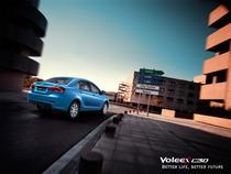 Voleex C30, una din masinile marcii chineze
