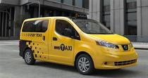 Taxi Nissan NV200