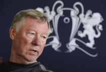 Sir Alex Ferguson, manager Manchester United