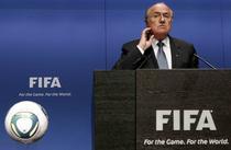 Sepp Blatter, presedinte FIFA