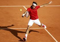 Federer, decisiv in fata lui Monfils