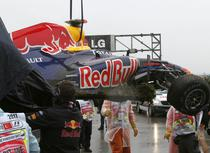 FOTOGALERIE Vettel, accident la Istanbul