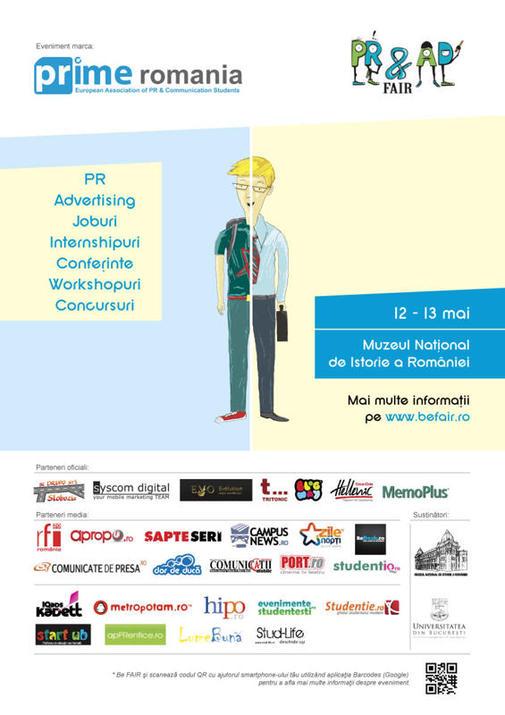 AFIS PR&Ad Fair 2011