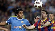 Jucatorii Barcelonei, verificati de UEFA