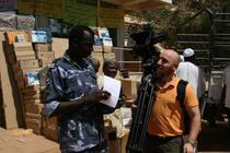 In Sudan, in cautarea banilor pierduti